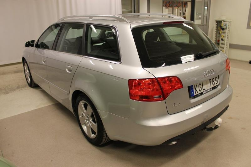 s ld audi a4 avant 2 0 tdi quattro begagnad 2007. Black Bedroom Furniture Sets. Home Design Ideas