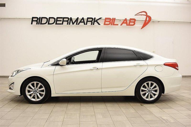 begagnad Hyundai i40 1.7 CRDi Sedan 136hk AUT 0:- KONTANT