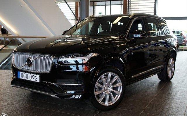 Begagnad Volvo Xc90 D5 Awd Inscription Le 5 Säten Sel 2017 Suv 495 000
