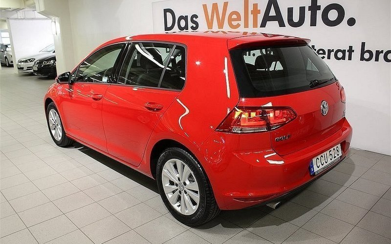 s ld vw golf 1 2 tsi 110 dsg7 2016 begagnad 2016 mil i stockholm. Black Bedroom Furniture Sets. Home Design Ideas