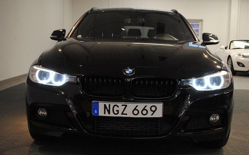 begagnad BMW 320 D XDRIVE M-SPORT TOURING *AUTOMAT*