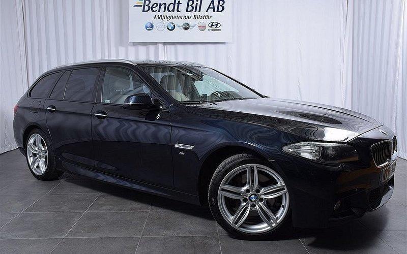 begagnad BMW 530 D xDrive M-Sport