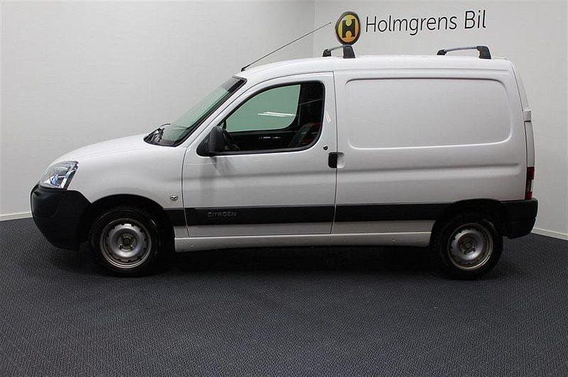 begagnad Citroën Berlingo II 2.0 HDI Skåp (90hk)