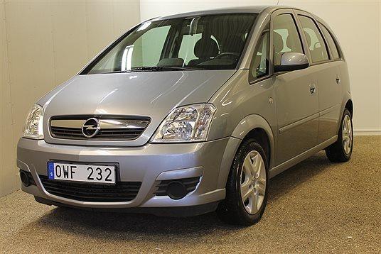 begagnad Opel Meriva 5D 1.6 Enjoy