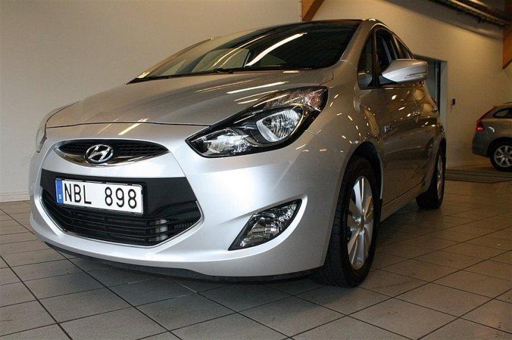 begagnad Hyundai ix20 1.6 CRDi M6 Editi