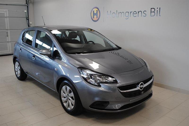 begagnad Opel Corsa Enjoy 5d 1.4 ECOTEC 90 hk MT5