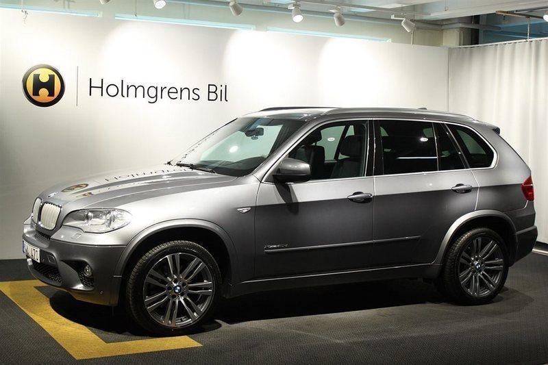 begagnad BMW X5 xDrive 40d