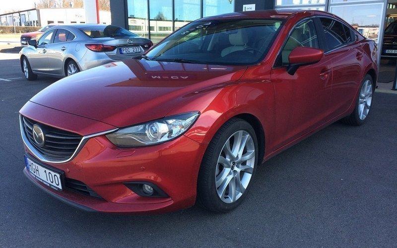 begagnad Mazda 6 2.5 Sedan