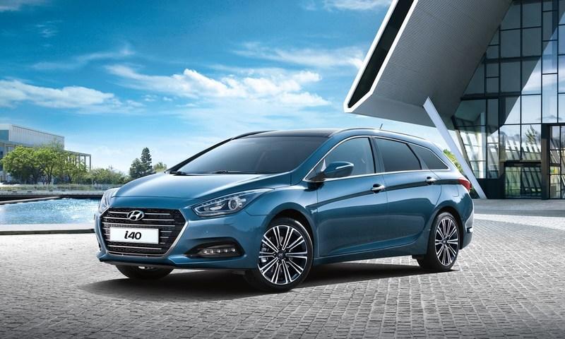 """begagnad Hyundai i40 Ki 1.7 CRDi AUT-D7 ComfortPlus 17"""" ISG"""