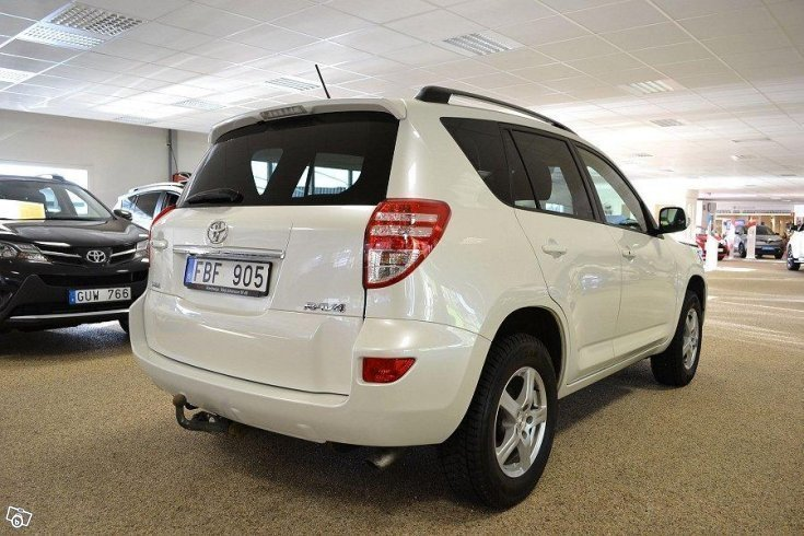 Toyota Rav4 Lease Deals for Business or Personal Leasing UK