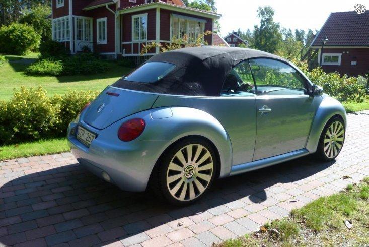s ld vw beetle newcabrolet turbo 1 begagnad 2004. Black Bedroom Furniture Sets. Home Design Ideas