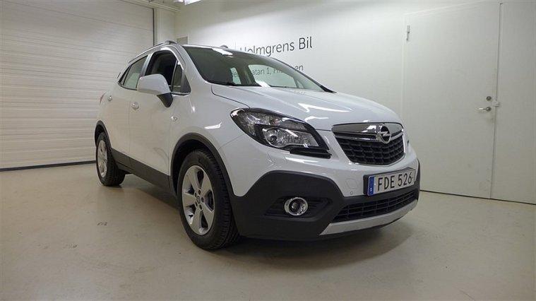 begagnad Opel Mokka Premium 1.4 Turbo ECOTEC (140hk)