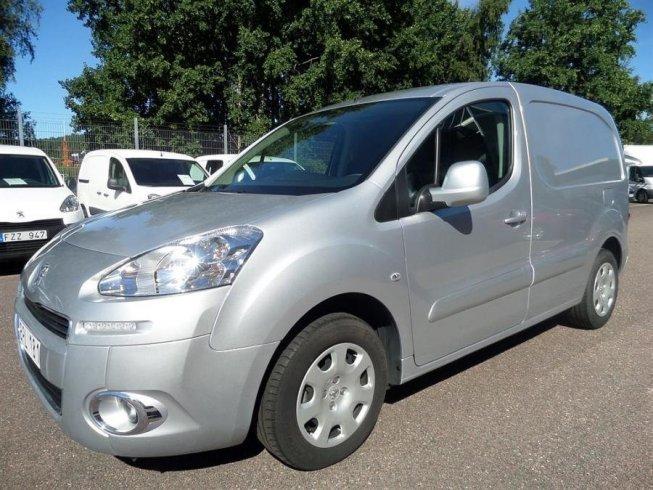 begagnad Peugeot Partner Skåp 1.6 e-HDi MCP 90 -14