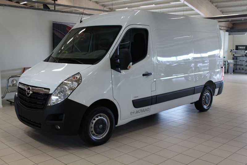 begagnad Opel Movano Skåp L2H2 2.3 BITURBO 135 hk Navigator