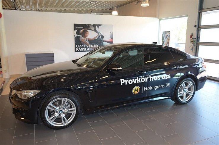 begagnad BMW 420 d xDrive Gran Coupé