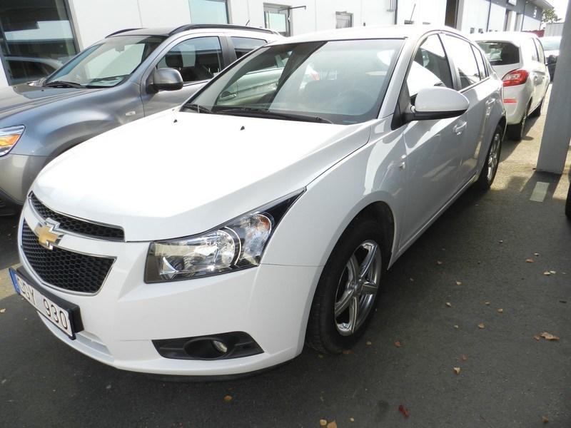 begagnad Chevrolet Cruze 1.6 LT HB