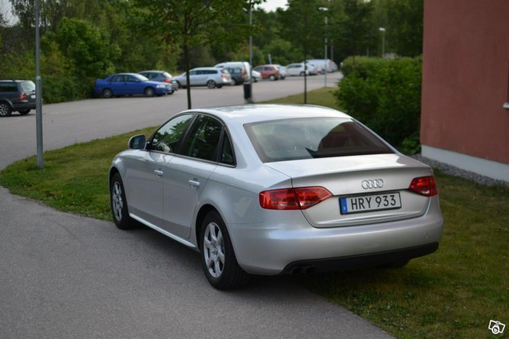 S 229 Ld Audi A4 1 8 Tfsi Sedan 08 Begagnad 2008 10 249 Mil I Sollentuna