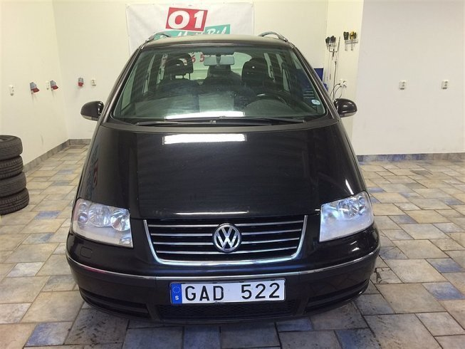 s ld vw sharan 1 8t freestyle ny begagnad 2008 mil i norrk ping. Black Bedroom Furniture Sets. Home Design Ideas