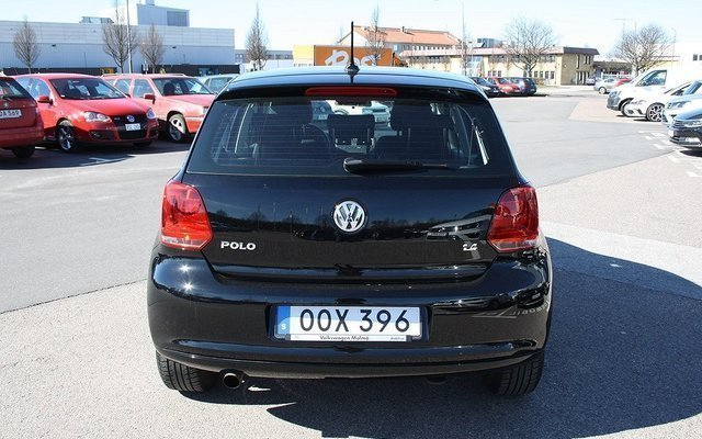 s ld vw polo 1 4 85 masters 2014 begagnad 2014 mil i malm. Black Bedroom Furniture Sets. Home Design Ideas