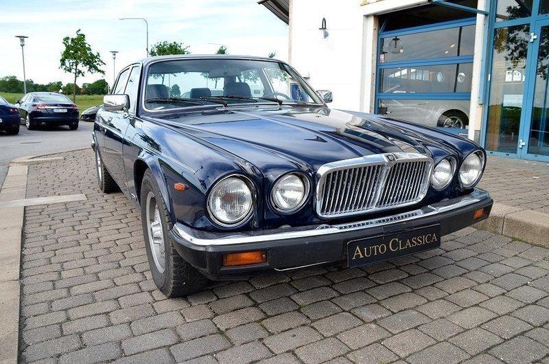 Jaguar XJ12 Benzin 263 HK (1989) | Ystad | AutoUncle