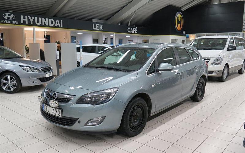 begagnad Opel Astra Sports Tourer 1.7 CDTI