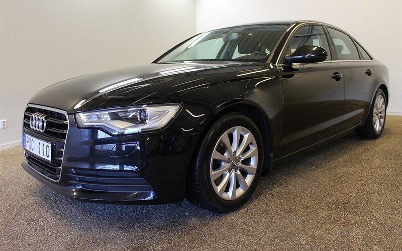 begagnad Audi A6 2.0 TDI (177hk)