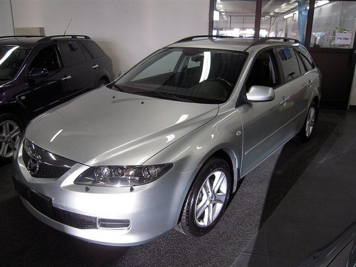 s ld mazda 6 2 0 kombi begagnad 2006 mil i rebro. Black Bedroom Furniture Sets. Home Design Ideas