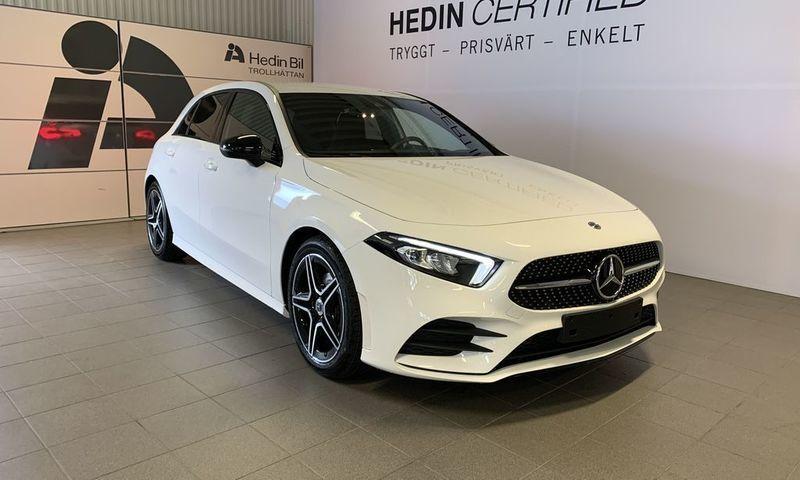 Mercedes a 180 begagnad
