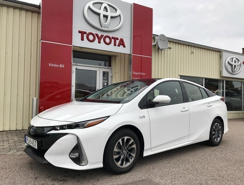 Toyota begagnade bilar