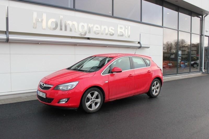 gebraucht Opel Astra Sport 5 dörrar 2.0 CDTI