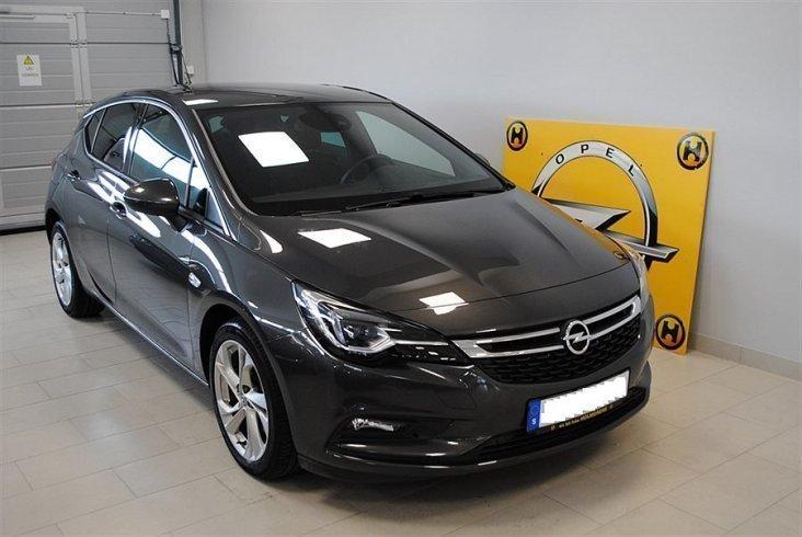 begagnad Opel Astra Enjoy 1.0T 105HK Start/Stop Halvkombi