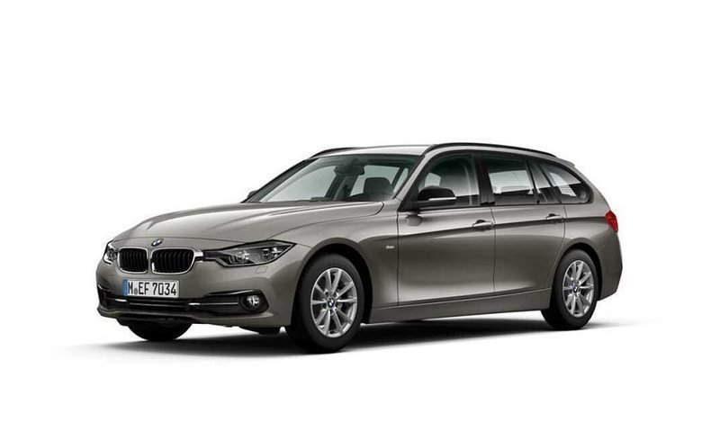 begagnad BMW 318 d Touring Model Sport, Automat