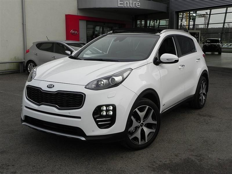 s ld kia sportage nya 2 0 crdi awd begagnad 2016 0 mil. Black Bedroom Furniture Sets. Home Design Ideas