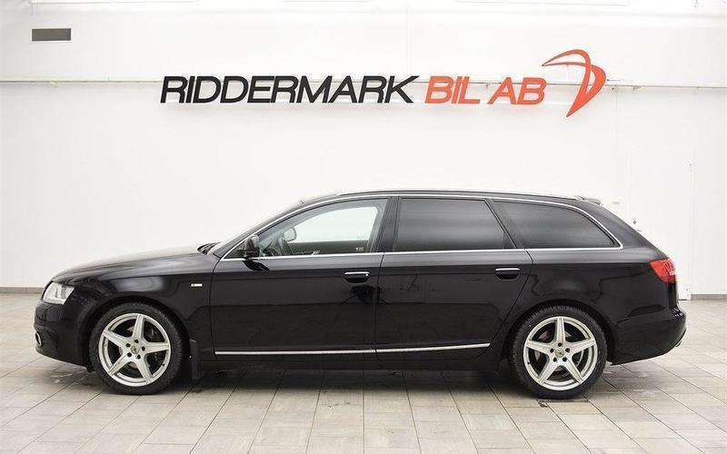 begagnad Audi A6 2.0 TDIe Avant AUT S-LINE / KAMREMSBYTT