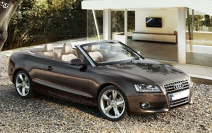 S 229 Ld Audi A5 Cabriolet Teakbrun Me Begagnad 2010 7 000 Mil I Malm 246 Centralt Norr