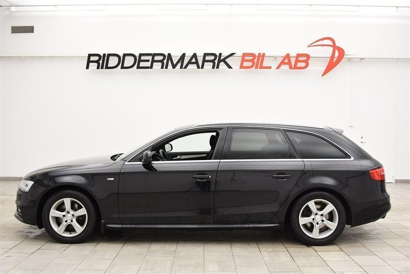 begagnad Audi A4 2.0 TDI Avant quattro* 177hk AUT / S-LINE