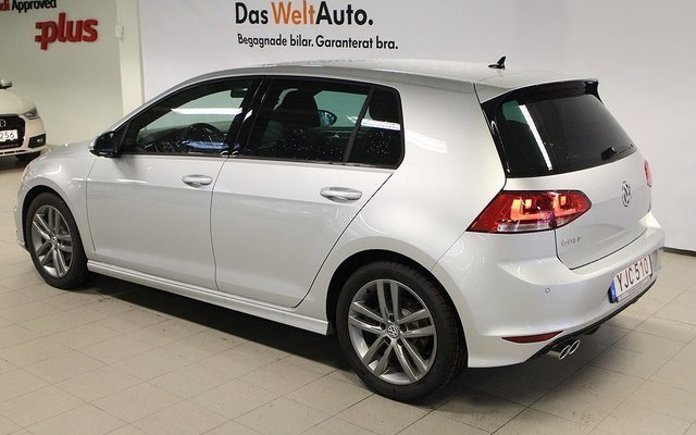s ld vw golf 1 4 tsi 150 gt p sens begagnad 2017 100 mil i stockholm. Black Bedroom Furniture Sets. Home Design Ideas