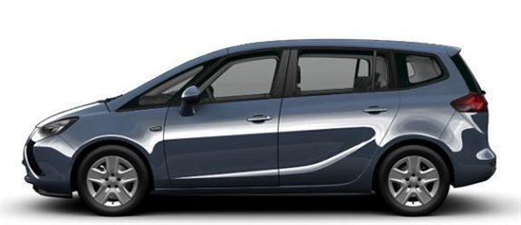 begagnad Opel Zafira Enjoy 1.4T AT6 /14 Kombi