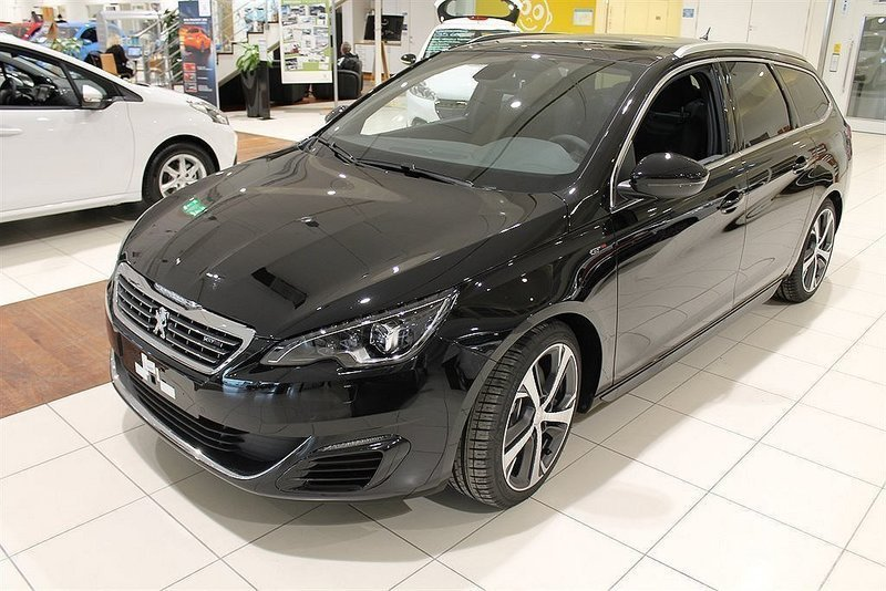 s ld peugeot 308 sw gt bluehdi 180 begagnad 2016 0 mil i malm. Black Bedroom Furniture Sets. Home Design Ideas