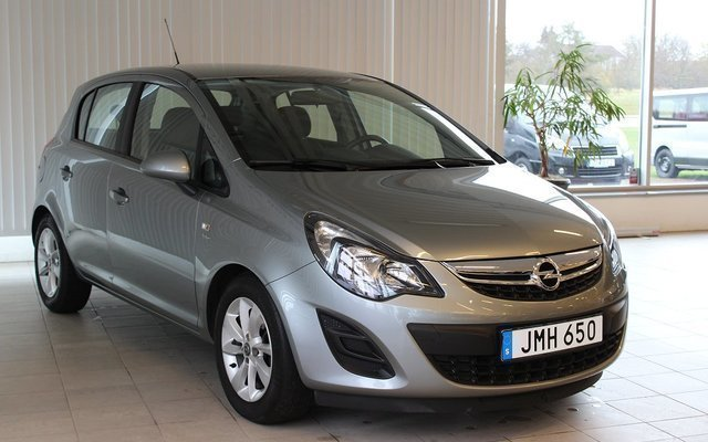 s ld opel corsa active 1 3 cdti 20 begagnad 2014 mil i kalmar. Black Bedroom Furniture Sets. Home Design Ideas