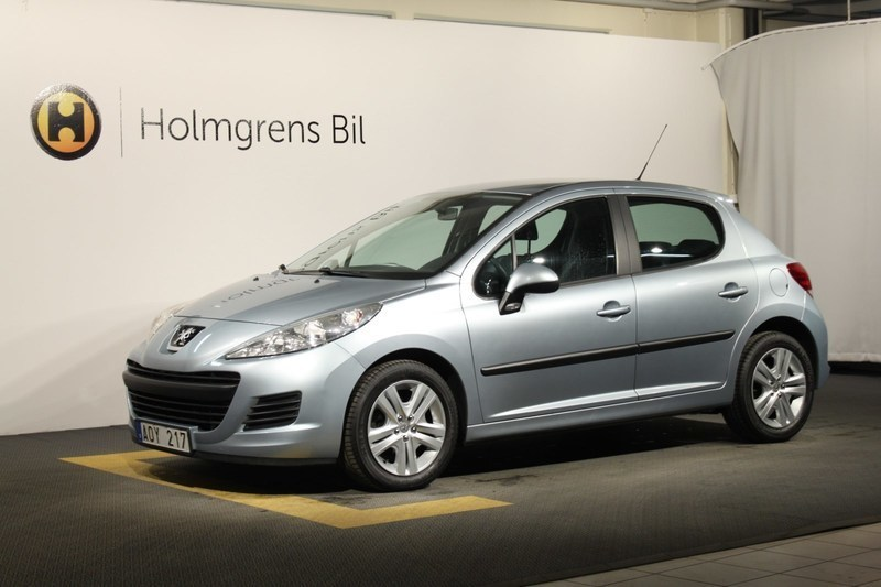 begagnad Peugeot 207 5dr 1.4 VTi 95hk