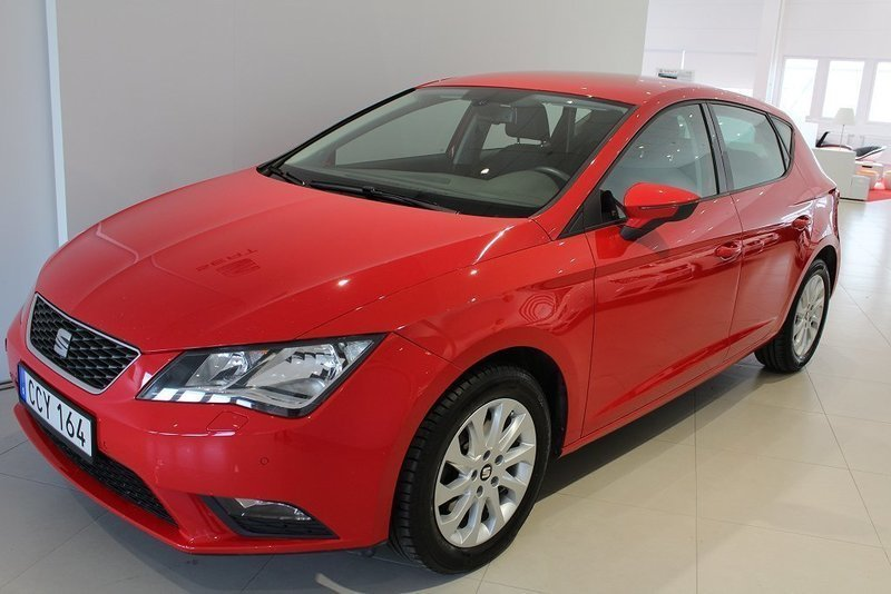 s ld seat leon 1 2 tsi 105 hk styl begagnad 2014 mil i sk rholmen. Black Bedroom Furniture Sets. Home Design Ideas