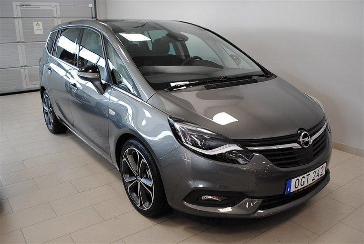 begagnad Opel Zafira Tourer Business 50CDTI 170hk AT6