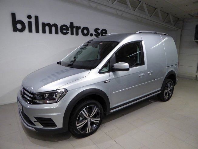 s ld vw caddy sk p alltrack eu6 td begagnad 2017 1 mil. Black Bedroom Furniture Sets. Home Design Ideas