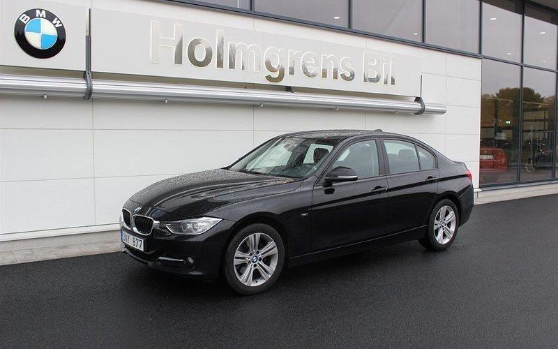 gebraucht BMW 320 d xDrive Sedan, F30 (184hk)