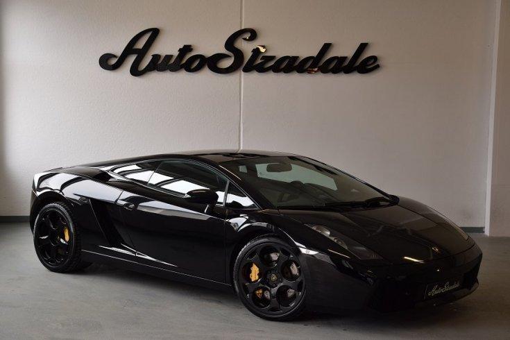 Sald Lamborghini Gallardo V10 Manu Begagnad 2006 6 600 Mil I