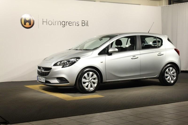 begagnad Opel Corsa 5d 1.4 90hk Enjoy