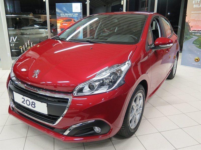 gebraucht Peugeot 208 ACTIVE PureTech 82