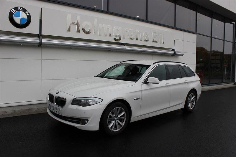 begagnad BMW 520 d Touring, F11