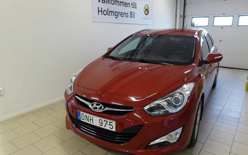 begagnad Hyundai i40 Kombi 1.7 CRDi M6 Business
